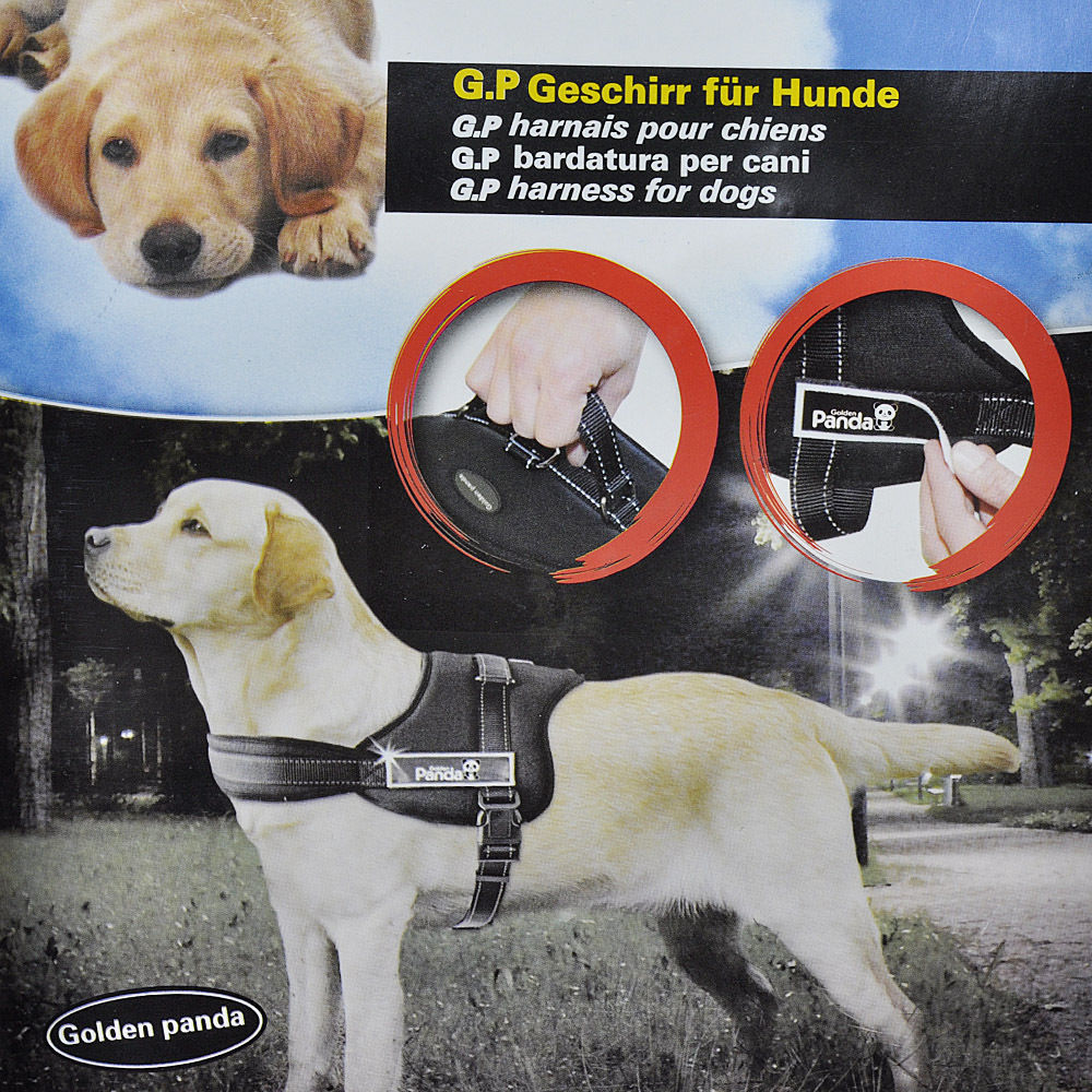 Details about Dog Harness S, M, L, XL Padded Extra Big Large Medium