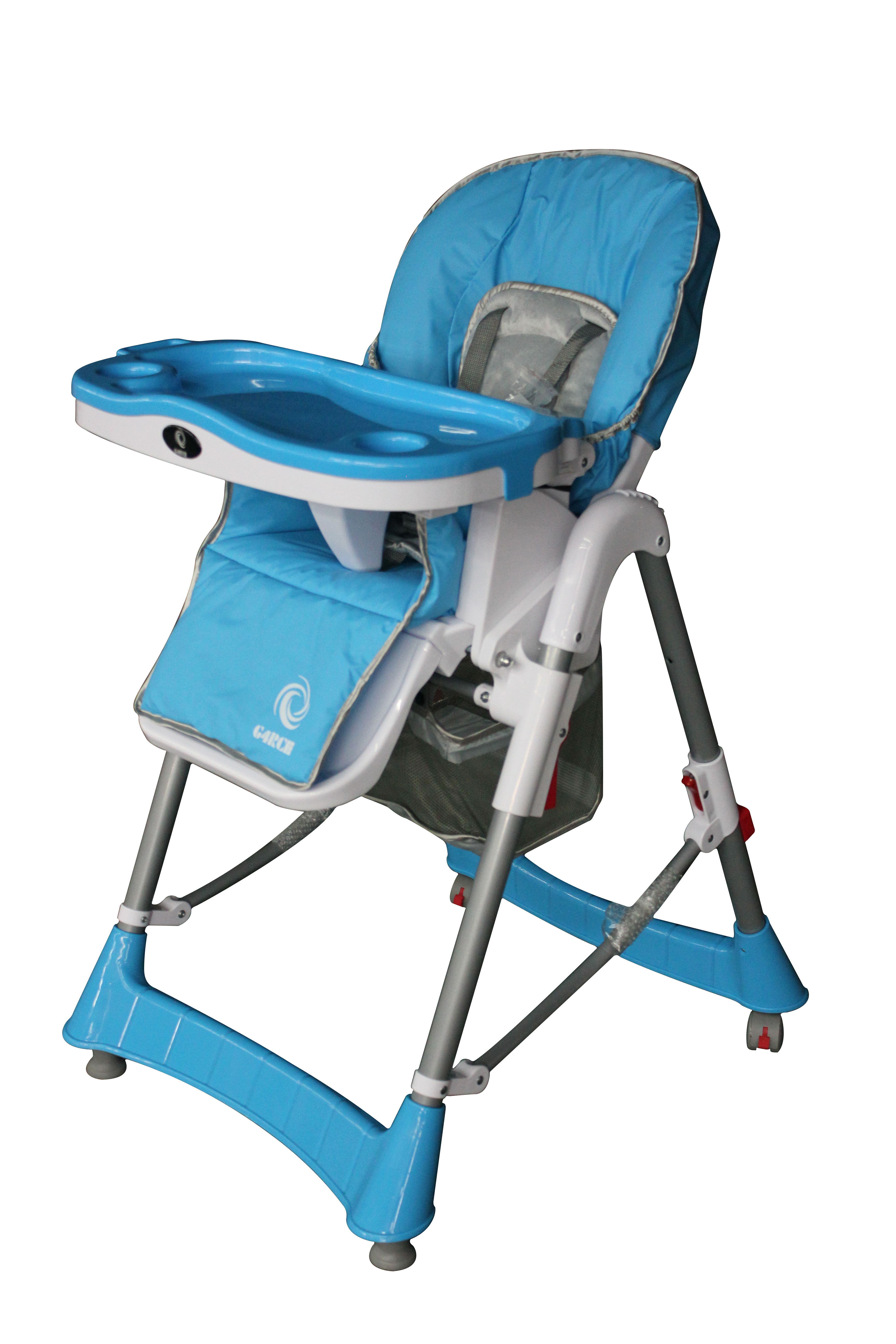 G4rce Foldable 3 In 1 Baby Toddler Infant Highchair