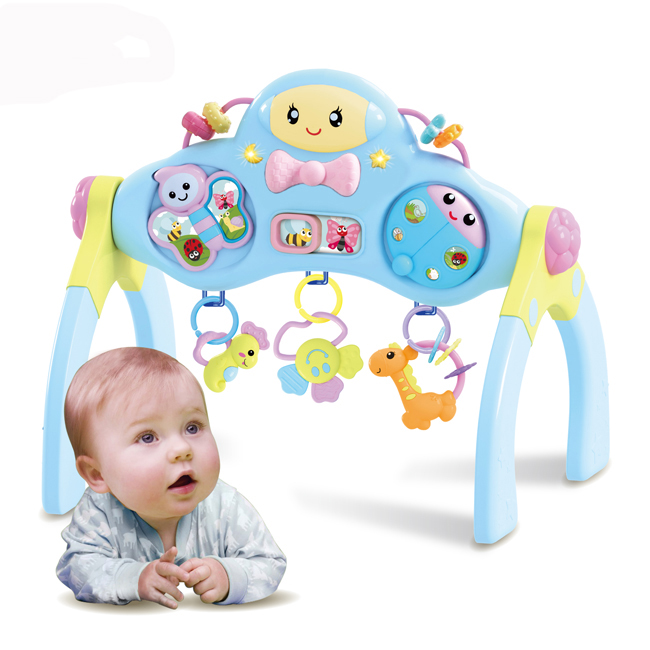 Multifunctional Baby Toddler Infant Gym Activity Centre Lights /& Sound XMAS Gift