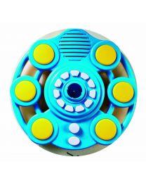 Electronic Plug & Play Mic Mp3 Microphone Stand Up Singing Karaoke XMAS Gift UK