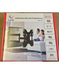 Strong High Premium Quality Cantilever Arm TV Wall Mount Full Motion Tilt Swivel