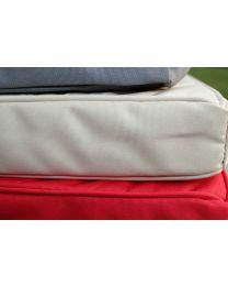 2 Seater 250 GSM + 22D Foam Waterproof Outdoor Garden Swing Bench Cushion Set