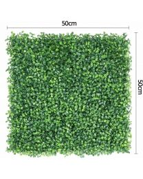 Artificial Boxwood Green Topiary Screen Wall Hedge For Outdoors/Indoors Colours