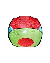 KIDS POP UP PLAY TENT 3 PIECE ADVENTURE CRAWL TUBE TUNNEL XMAS BIRTHDAY GIFT UK