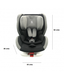 G4RCE ISOFIX 3 in 1 Child Baby Car Seat GROUP 0-2 BIRTH TO 5 YEAR CE Certified