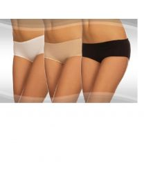 Branded Boody Eco Bamboo Organic Bodywear Basic Boyleg Briefs Bottoms 3Colours