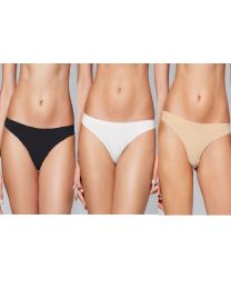 Original Boody Eco Bamboo Organic Thongs G String Bottoms Odor Free Lingerie UK