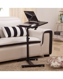 Adjustable Portable Laptop Desk Lazy Table Stand Lap Sofa Bed PC Notebook Desk